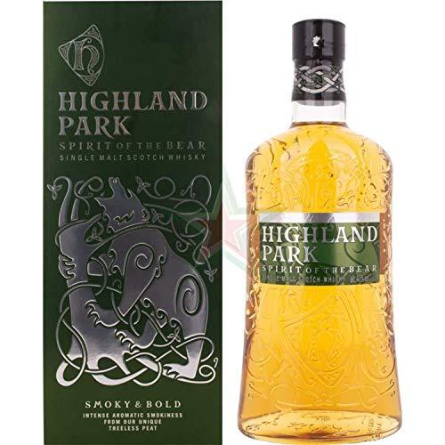 Highland Park SPIRIT OF THE BEAR Single Malt Scotch Whisky 40,00% 1,00 Liter