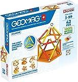 Geomag- Bloques de Construcción Magnéticos, Multicolor (272)