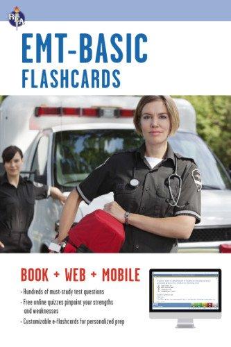 EMT Flashcard Book + Online (EMT Test Preparation)