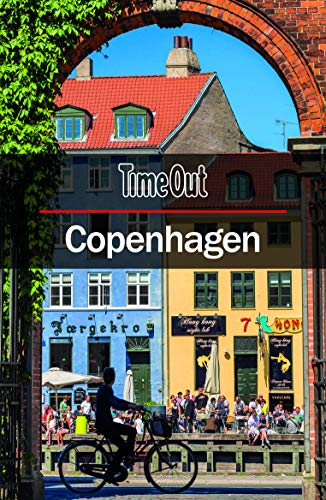 Time Out Copenhagen City Guide: Travel guide with pull-out map