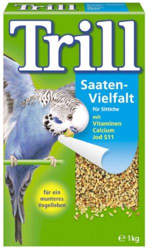 Trill Saaten - Saaten - Vielfalt Sittich 1 kg