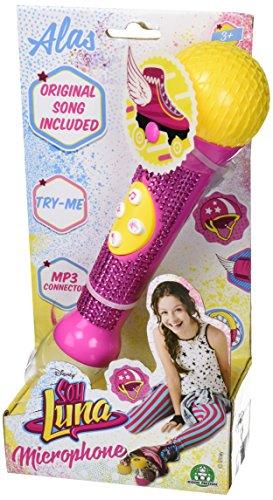 Soy Luna 70032101 - Microphone mit Diamond Spielzeug