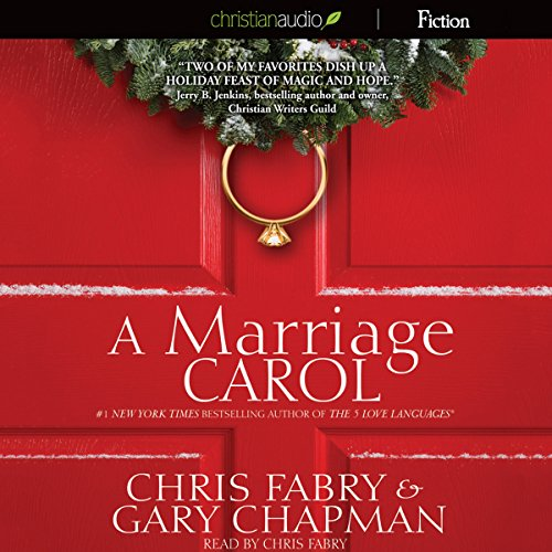A Marriage Carol audiobook cover art