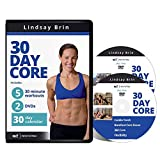 30 Day Core Workout for Moms with Lindsay Brin