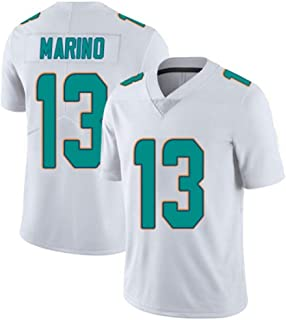 VF LSG Men Women Youth Miami Dolphins #13 Dan Marino White Limited Game Jersey