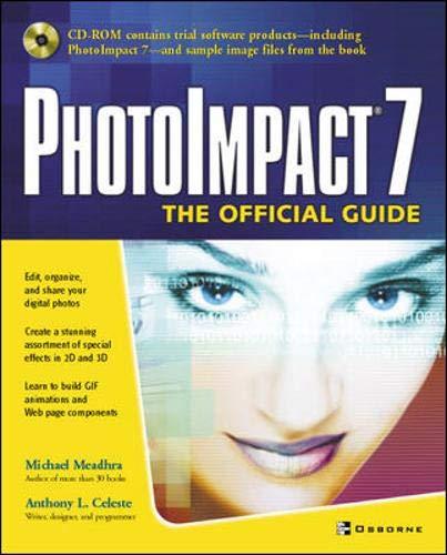Photoimpact 7: The Official Guide