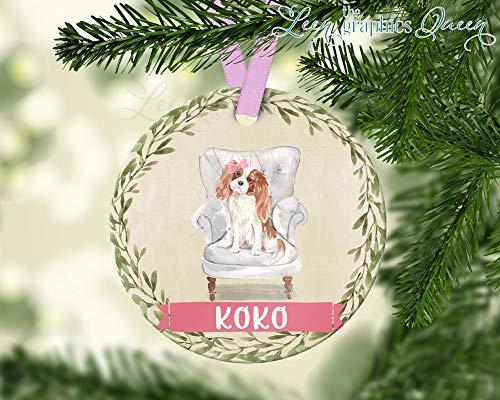 Alicert5II geschenk voor hond mama of hond papa hond kerstbal geschenk van hond nieuwe puppy gepersonaliseerd geschenk gratis verzending gratis doos