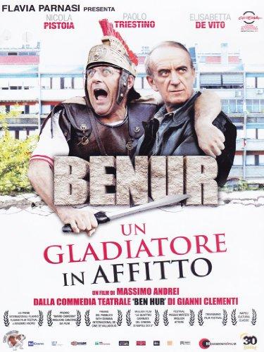 benur - un gladiatore in affitto registi massimo a [Italia] [DVD]