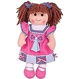 Bigjigs Toys Emma 38cm Puppe