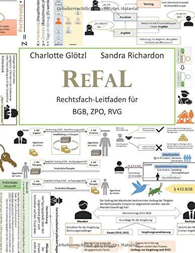 ReFaL: Rechtsfach-Leitfaden für BGB, ZPO, RVG