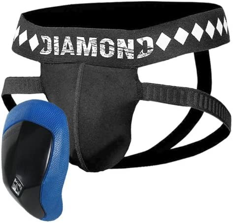 Diamond MMA 4 Strap Supporter Jock and Cup product image