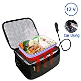 Electric Lunch Box Newmeil Car Portable Oven and Lunch Warmer - Personal Heating
