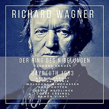 Der Ring des nibelungen: richard wagner (Bayreuth 1953)