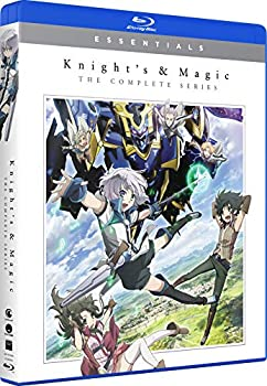 Knight s & Magic The Complete Collection [Blu-ray]