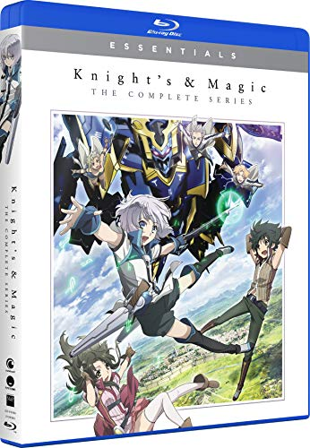 Knight's & Magic: The Complete Collection Blu-ray + Digital - Blu-ray