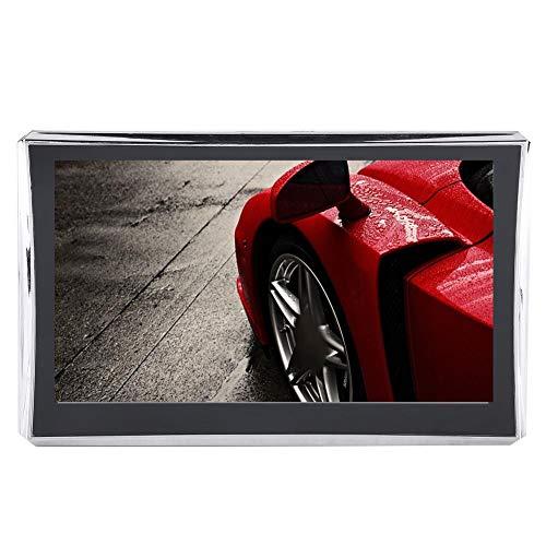 Duokon auto gps-navigatie, draagbare zwarte auto gps-navigatie gps-navigatie voor auto 7 inch scherm(Europe)
