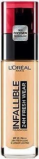 L'Oreal Paris Infallible 24hr Fresh Wear Liquid Foundation (# 250), 30ml