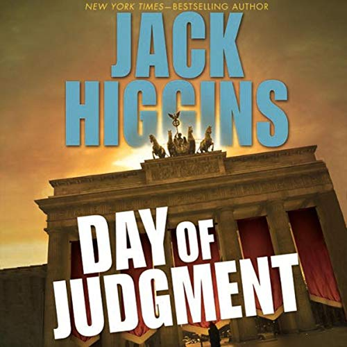 Day of Judgment audiobook cover art