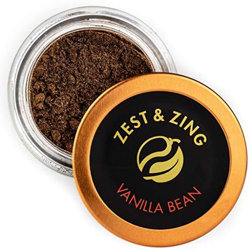 Premium Vaniglia Gourmet in Polvere, 15g: Zest & Zing Premium Spezie