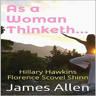 As a Woman Thinketh cover art