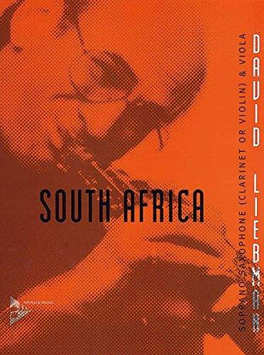 South Africa: Sopran-Saxophon (Klarinette oder Violine) und Viola. Spielpartitur.