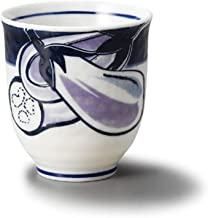 Yamakiikai Mino ware(minoyaki) Japanese tea cup yunomi φ2.95