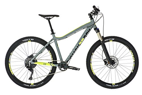 Diamondback Heist Hardtail Expert Mountainbike, Herren, Grau, 14