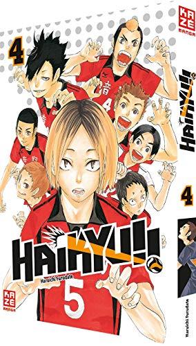 Haikyu!! - Band 04