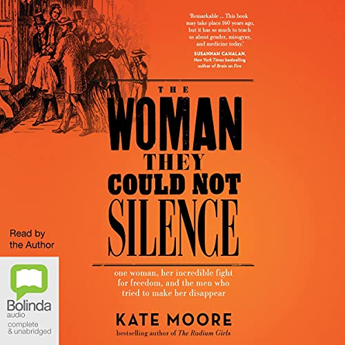 The Woman They Could Not Silence cover art