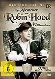 Die Abenteuer von Robin Hood - Box 1 [3 DVDs]