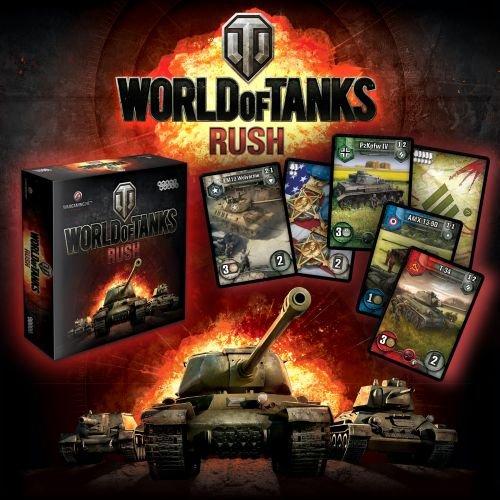 World of Tanks: Rush! - Ed. Italiana