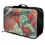 Faltbare, multifunktionale, wasserdichte Reisetasche mit Reiseaufbewahrung Wilder California Prickly...