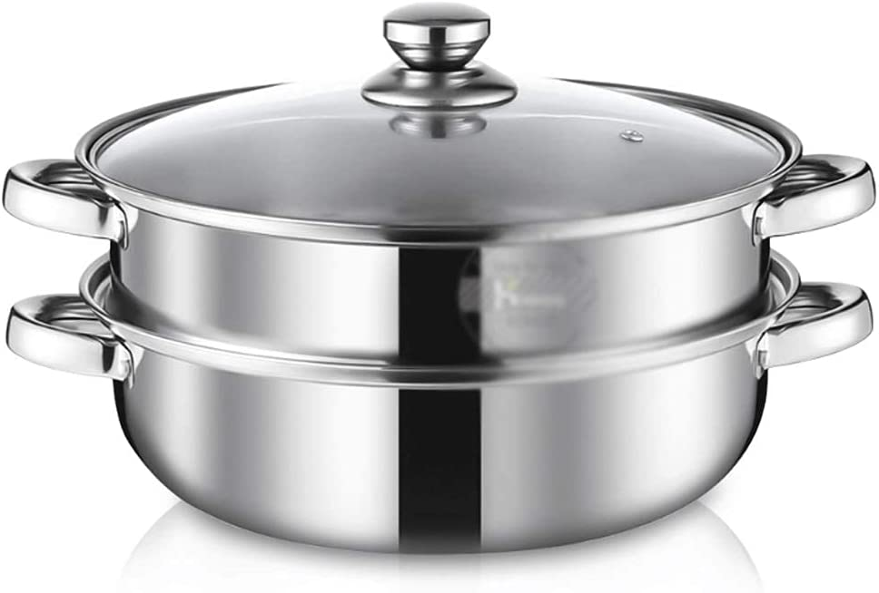 OFFicial store SHUNFENG-Ltd Stainless Steel Steamer Gas Cooker Max 68% OFF Induction Soup S