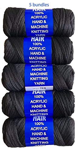 Top hair yarn for box braids for 2020