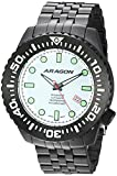 ARAGON A253WHT Divemaster EVO 50mm Automatic