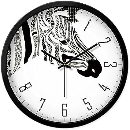 Sala de Estar Creativa Dormitorio Estilo nórdico Reloj ...