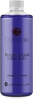 Liquido Acrilico para uñas 1000ml / Monomero para uñas acrílicas/Liquido Acrilico Profesional 1000ml / Acrylic Liquid Powder/Outlet Nails
