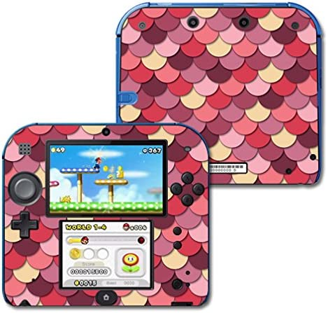 MightySkins 2021 spring and summer new Skin Compatible with Nintendo 2DS wrap Max 42% OFF Sticker Skins