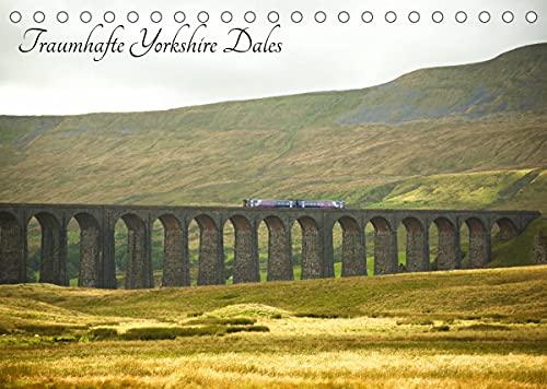 Traumhafte Yorkshire Dales (Tischkalender 2022 DIN A5 quer)