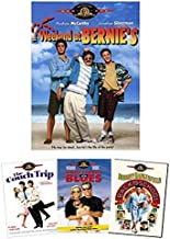 Weekend at Bernie's (DVD, 1989, Andrew McCarthy, Jonathan Silverman) + 3 Bonus MGM Comedies: The Couch Trip / Undercover B...