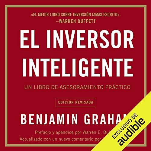 Diseño de la portada del título El inversor inteligente