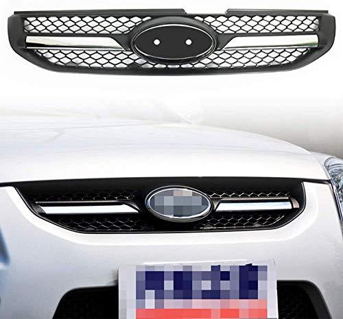 ZQTG Cars Front Center Grill Rejilla de Repuesto Parrilla Delantera Parrilla Parrilla Delantera Adecuada para Kia Sportage 2007 2008 2009 2010 2011 2012