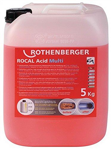 ROTHENBERGER 1500000116 - Rocal acid multi 10kg