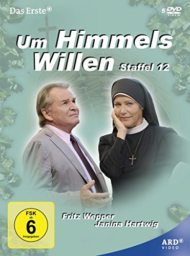 Staffel 12 (5 DVDs)