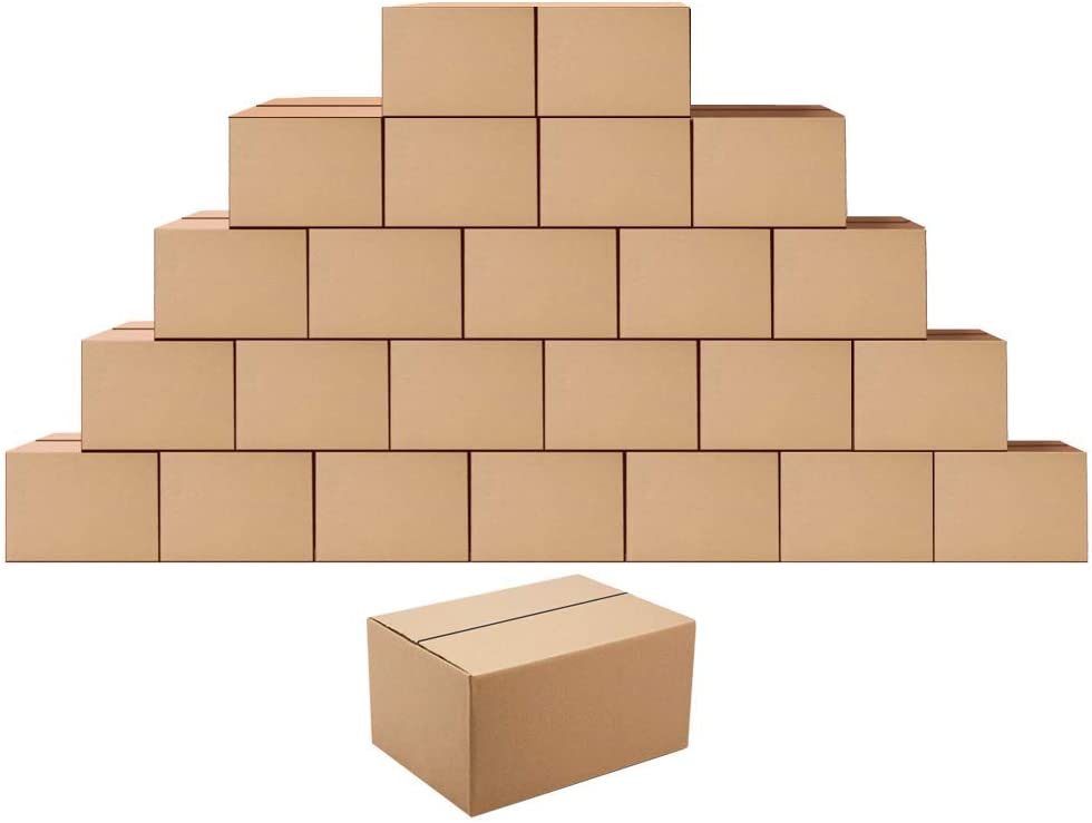 Shipping Boxes Mailers 8x6x4 inches P Challenge the lowest price Small Max 63% OFF Corrugated Cardboard