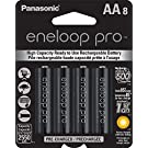 Panasonic Eneloop Rechargeable XX Batteries (AA; 8 pk) 1 Count