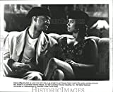 Historic Images - 1992 Press Photo Damon Wayans and Stacey Dash in Mo' Money. - spp07816