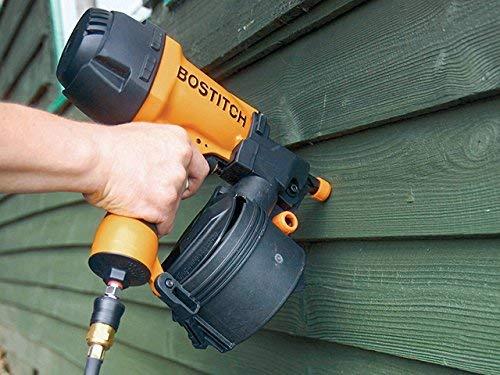 Bostitch N66C-2-E Variable Depth Control Multi-Purpose Coil Nailer