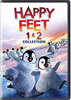 Happy Feet/Happy Feet Two  DVD   DBFE