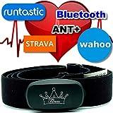 Heartbeat ANT+ & Bluetooth für Garmin Wahoo Polar RUNTASTIC Strava ENDOMONDO...